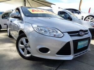2012 Ford Focus LW Ambiente PwrShift Silver 6 Speed Automatic Hatchback Enfield Port Adelaide Area Preview