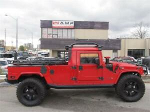 1994 HUMMER H1 PICK UP LIKE NEW DIESEL PREDATOR/ALPHA UPGRADES