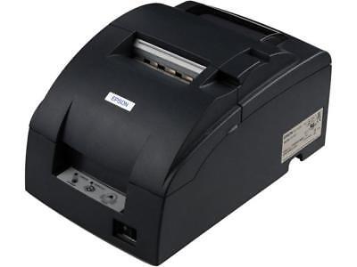 Epson Tm-u220b Receiptkitchen Impact Printer With Auto Cutter - Dark Gray - C31