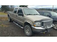 2004 FORD F-350 CREW LONG 4X4