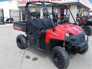 2018 POLARIS RANGER-FACTORY AUTHORIZED CLEARANCE ON NOW