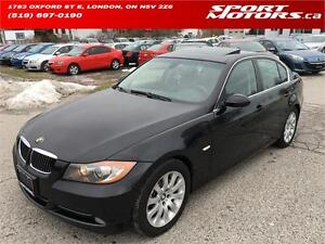 2006 BMW 330i! Adaptive Bi-Xenon Lights! New Brakes! Heated Seat