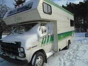 1983 GMC Motorhome - AS-IS