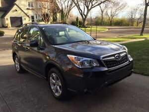 2015 Subaru Forester i Touring SUV, Crossover // Clear CarProof