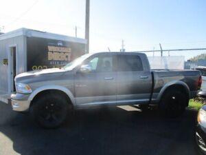 2010 Dodge RAM 1500 Pickup Laramie 4D Crew Cab HEMI 5.7L V8 Mult