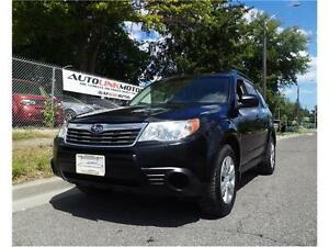 2009 SUBARU FORESTER SUV ***AWD***AUTO***POWER GROUP