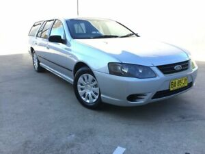 2008 Ford Falcon BF Mk III XT Wagon 5dr Spts Auto 4sp, 4.0Gi (LPG Only) [May] Silver Villawood Bankstown Area Preview