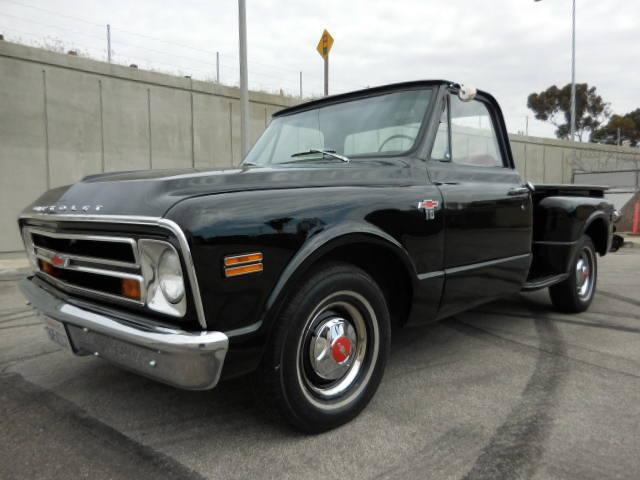 Imagen 1 de Chevrolet C-10 black