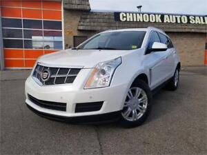 2011 Cadillac SRX 3.0 Luxury AWD, leather, S.roof, B.CAM