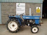 Used Iseki TS1610 compact tractor