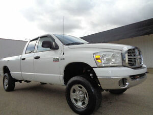 LIFTED---2007 Dodge Power Ram 2500HD SLT 4X4 -5.7L V8 HEMI POWER