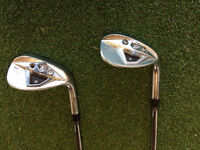 TaylorMade Wedges 54 & 60 degree (pair)