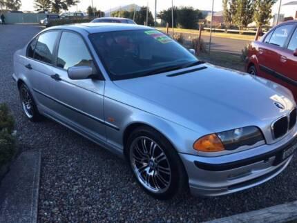 1998 BMW 3 Sedan AUTO, A/C, P/S, ABS