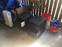 2 Quality Bedside Tables/Drawers Coorparoo Brisbane South East Preview