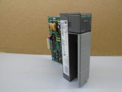 1746-nio4v Allen Bradley Slc 500 Analog Combo Module 1746nio4v 1746-n1o4v W136