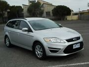 2013 Ford Mondeo MC LX Tdci Silver 6 Speed Direct Shift Wagon Maidstone Maribyrnong Area Preview