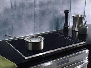 """Neuf Boite Plaque de cuisson a induction 30"""" Wolf / Valeur 5000$"""