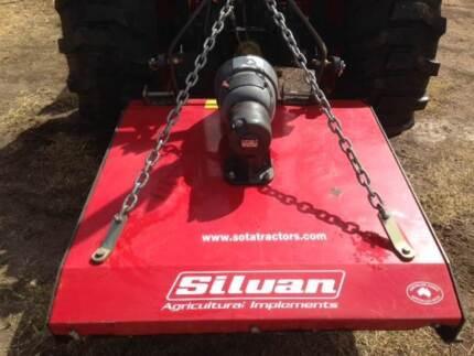 Tractor Slasher