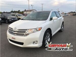 Toyota Venza V6 AWD Cuir Toit Panoramique MAGS 2010