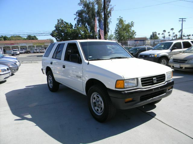 Honda : Passport DX 4dr SUV DX 4dr SUV Manual 16 Inch Wheels Abs - Rear-Only Front Air Conditioning Power