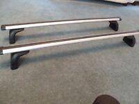 Thule Aero bars with locks