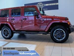 2012 Jeep Wrangler Unlimited ALTITUDE | ALLOY WHEELS | LEATHER |