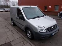 Ford Transit Connect T220 SWB LOW ROOF VAN TDCI 75PS DIESEL MANUAL SILVER (2012)