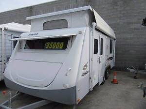 2012 Jayco Sterling Moonah Glenorchy Area Preview