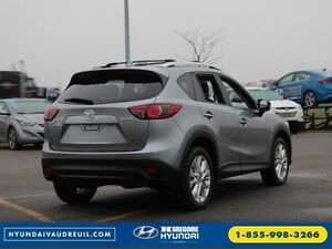 2014 Mazda CX-5 GT AWD NAV TOIT CUIR CAMERA MAGS West Island Greater Montréal image 9