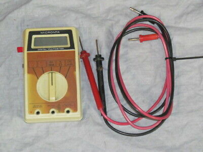 Micronta 22-188 Auto-range Digital Multimeter