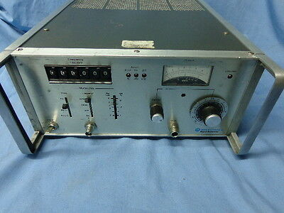 Motorola Signal Generator R-1010a 1-520 Mhz Vintage Test Equipment A-top