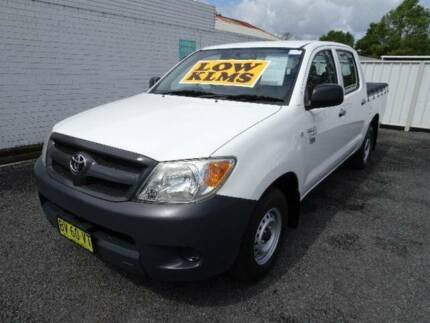 1uz hilux project car cars vans utes gumtree australia 2007 toyota hilux tgn16r 06 upgrade workmate white 5 speed manual dual cab pick up fandeluxe Image collections