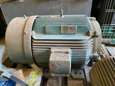 Siemens Duty Max Express 100 Hp Electric Motor