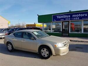 """2010 Dodge Avenger SE """"FRESH SAFETY/MINT CONDITION/GREAT PRICE"""""""