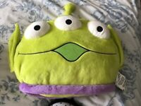 Disney parks toy story Alien pyjama couch case pillow