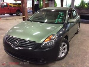 2007 NISSAN ALTIMA AUTOMATIQUE CLIMATISEE 4 CYLINDRES 31000 KM