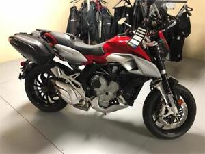 2015 MV Augusta Stradale 800 - SAVE $3000!!