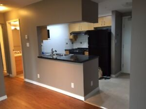 One Bedroom + Den Yale Town, heart of DT Vancouver
