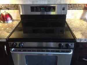 Electric Range, Stove Frigidaire Gallery Professional Series