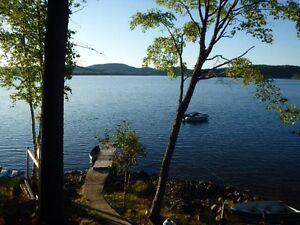 Lac Gagnon Duhamel