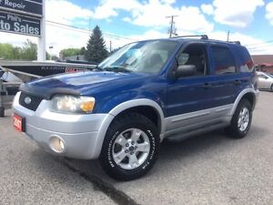 2007 Ford Escape XLT 4X4 V6 // CLEAN SUV! // RARE FIND!