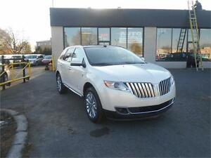 LINCOLN MKX AWD LIMITED EDITION 2012