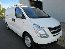2013 Hyundai iLOAD TQ2-V MY13 White 5 Speed Automatic Van Croydon Burwood Area Preview