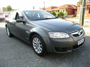 2010 Holden Berlina VE II Grey 4 Speed Automatic Sedan West Perth Perth City Area Preview