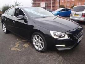 63 VOLVO S60 2.0 D3 ( 136bhp ) ( s/s ) SE//LEATHER //CRUISE //CLIMATE// £30 TAX