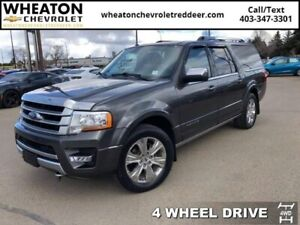 2016 Ford Expedition Max Platinum  | Leather | Navigation | Sunr