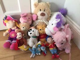 Soft Toys set 2