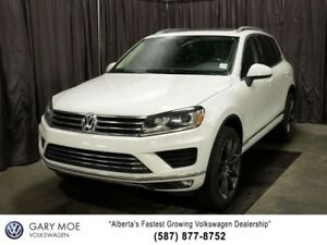 2015 Volkswagen Touareg HUGE SAVINGS!! Execline TDI, 45MPG!