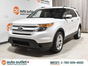 2014 Ford Explorer Limited 4WD; Leather, Heated/Cooled Seats, NA
