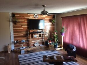 Renovated home for rent
